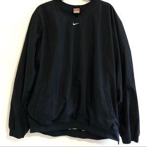 Nike Team Lined Pullover Windbreaker Jacket Sz 2XL